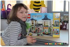 Ariane mit der 31036 Lego Creator Box