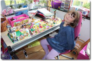 Arianes kunterbunte LEGO Welt