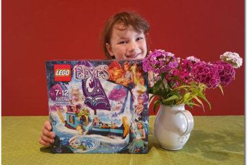 Lego Elves Naidas Abenteuerschiff