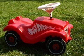 Kultspielzeug Bobby Car