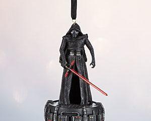 Star Wars: Das Erwachen der Macht - Kylo Ren Weihnachtsdekoration mit Leuchtfunktion