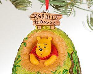 Winnie Puuh - Weihnachtsdekoration