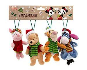 Winnie Puuh und seine Freunde - Kuscheltier-Dekorationen