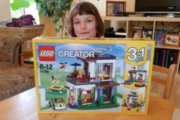 LEGO 31068 Creator Modernes Zuhause