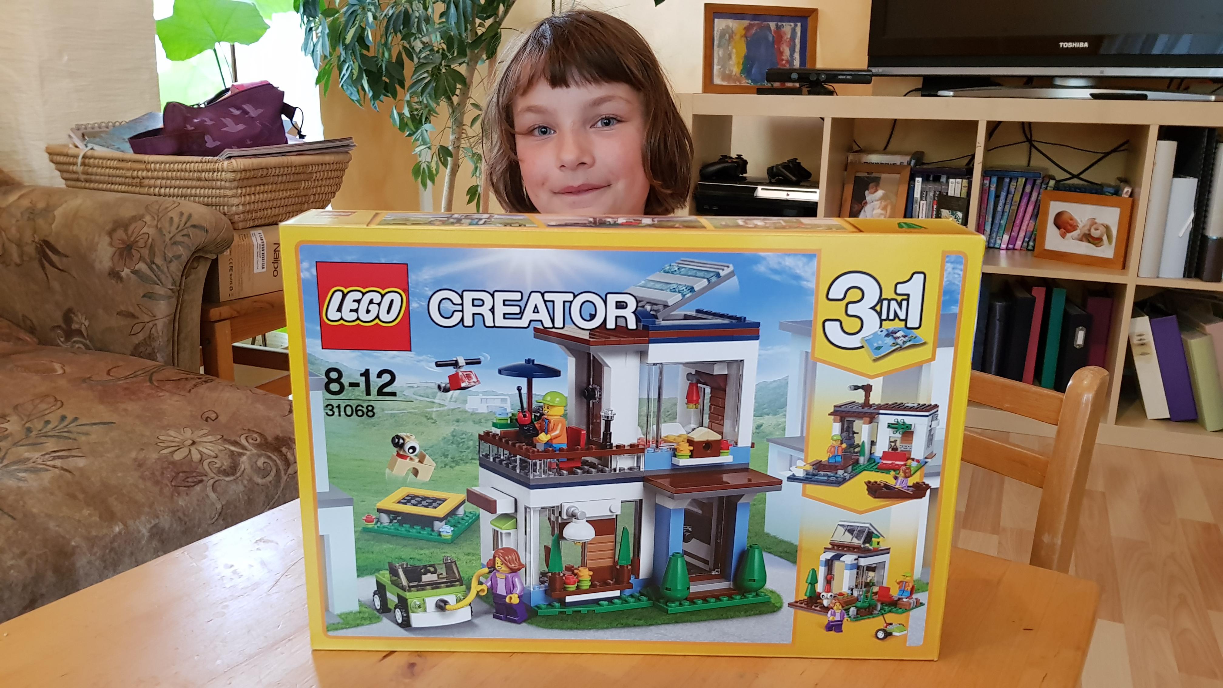 LEGO 31068 Creator: Modernes Zuhause - meinspielzeug24.de